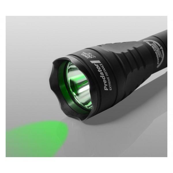 Тактический фонарь Armytek Predator XP-E2 (зеленый свет)
