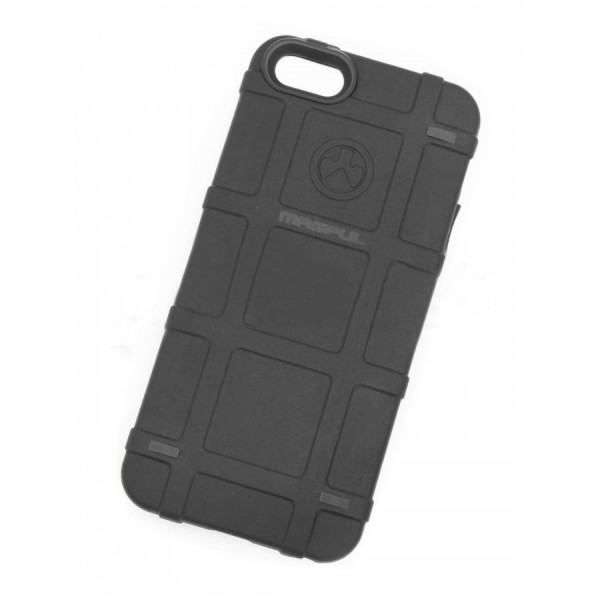 Чехол для iPhone 5/5S/SE. Magpul. Bump Case (черный)