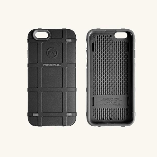 Чехол для iPhone 5/5S/SE. Magpul. Bump Case (темно-серый)
