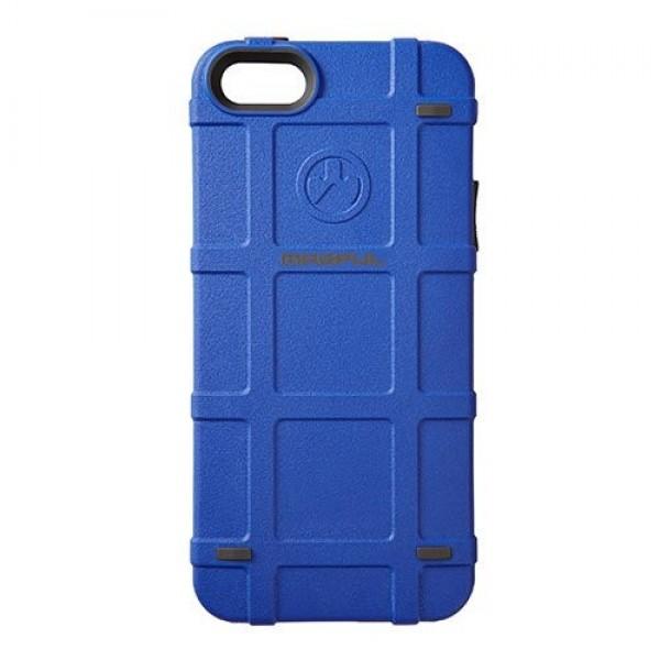Чехол для iPhone 5/5S/SE. Magpul. Bump Case (синий)