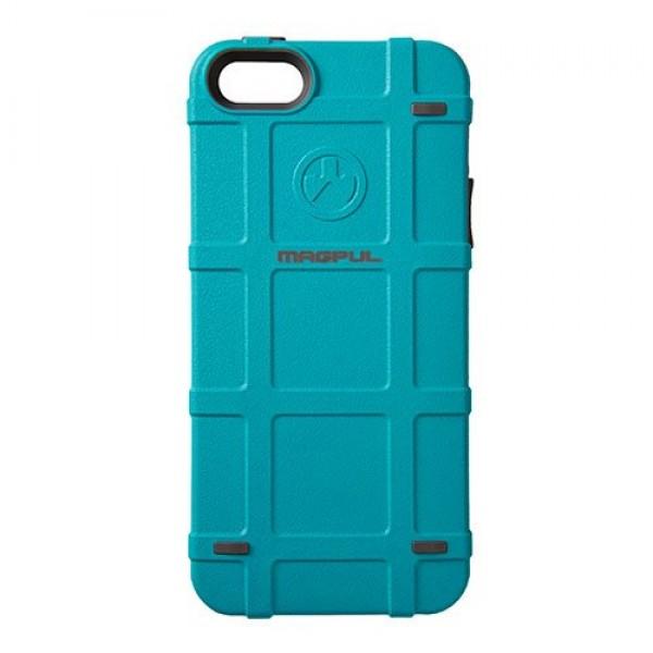 Чехол для iPhone 5/5S/SE. Magpul. Bump Case (лазурь)