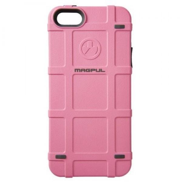 Чехол для iPhone 5/5S/SE. Magpul. Bump Case (розовый)