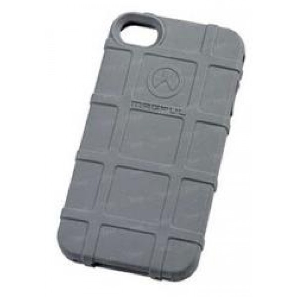 Чехол для iPhone 5/5S/SE. Magpul. Bump Case. (серый)