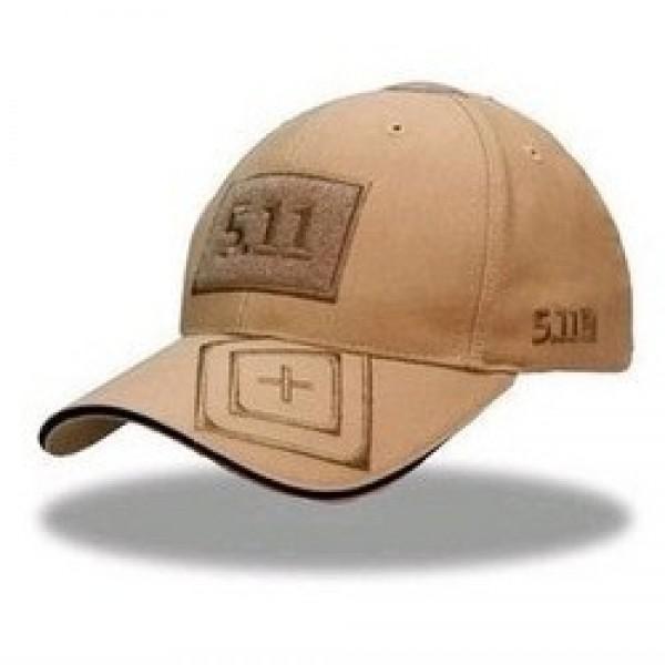 Кепка 5.11 Tac Target Hat (песок)