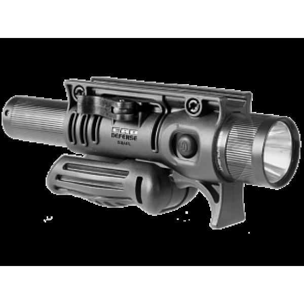 Тактическая рукоятка FFS складная для фонаря
