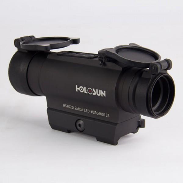 Коллиматор Holosun INFINITI на Weaver-Picatinny (HS402D)
