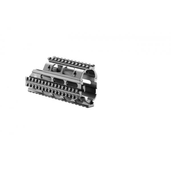 Алюминиевая рельсовая система для РПК/Вепрь