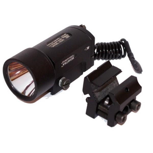 Светодиодный фонарь 2ДП-Клещ. Зенит.