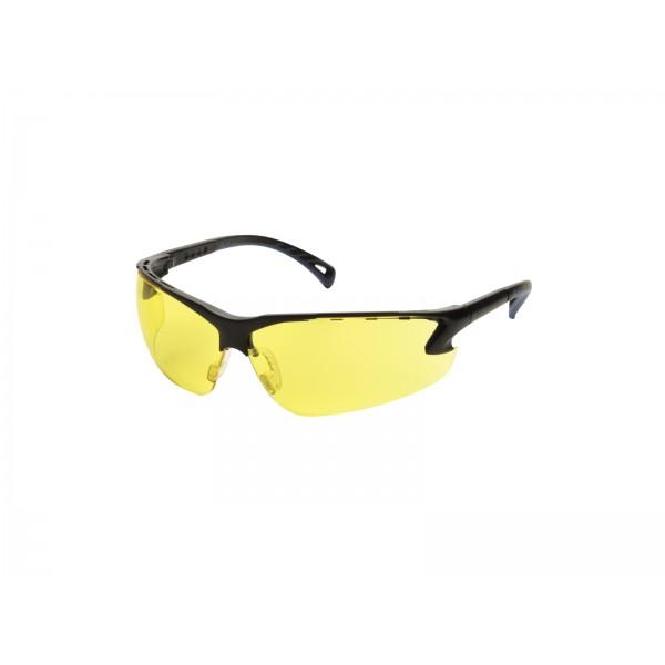 Стрелковые очки  защитные (желтые)