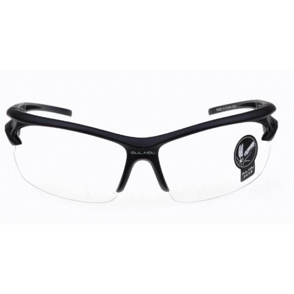 Стрелковые очки защитные (прозрачные)