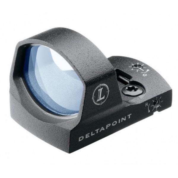 Коллиматор Leupold Deltapoint открытого типа (Cross Slot Mount), матовый
