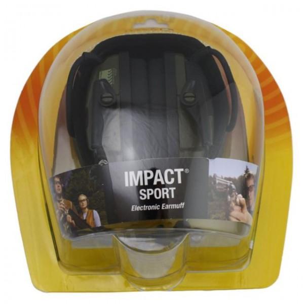 Активные наушники Howard Impact Sport (зеленый)