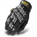 Перчатки тактические Mechanix (черный/белый)