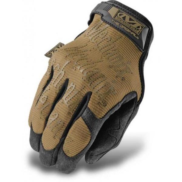 Перчатки тактические Mechanix (коричневый)