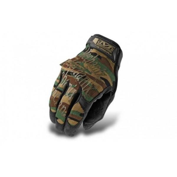 Перчатки тактические Mechanix (камуфляж)