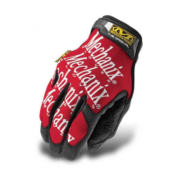 Перчатки тактические Mechanix (красный)