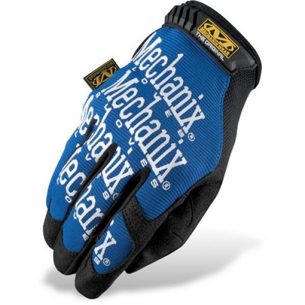 Перчатки тактические Mechanix (синий)