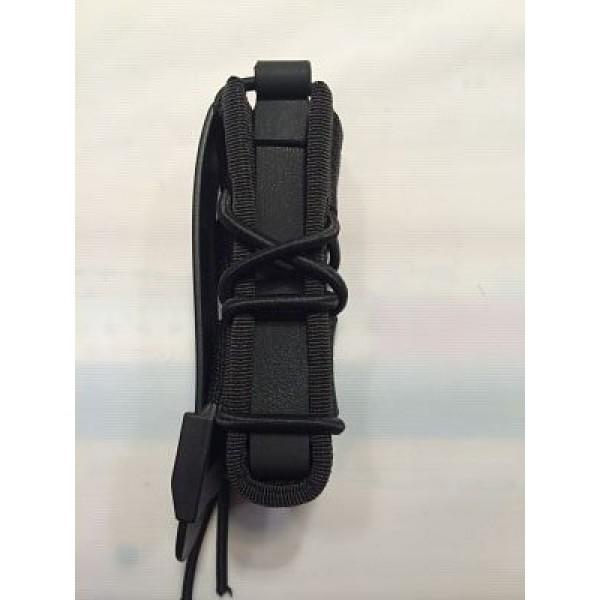 Пистолетный подсумок короткий универсальный (черный)