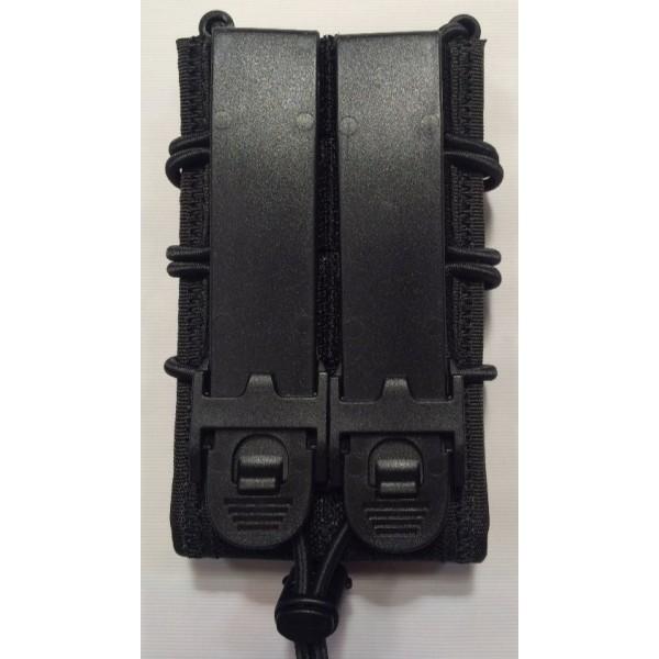 Автоматный подсумок для Сайга/Вепрь (черный)