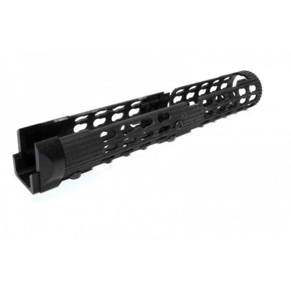 Цевье трубчатое VS-25 для карабинов АК105/102/104,САЙГА-МК ИСП.30, KEY-MOD